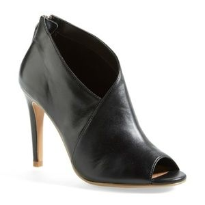 "Halogen ""Riley"" Peep Toe Booties"